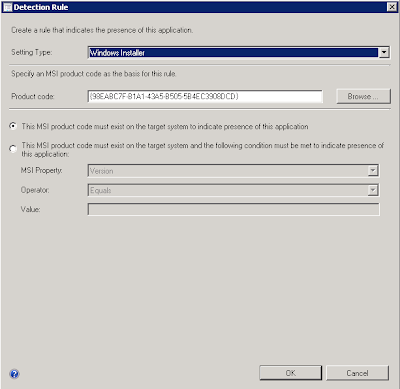 Install System Center Endpoint Protection (SCEP) using the SCCM Software Catalog 8