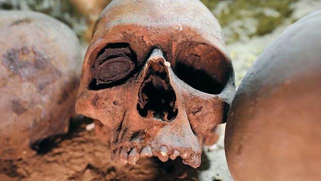 Desvelan el misterio de los misteriosos cráneos alargados de Europa Central
