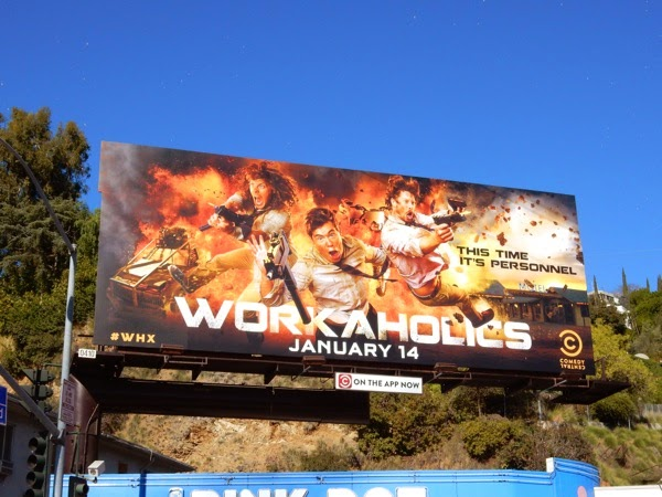 Workaholics season 5 billboard