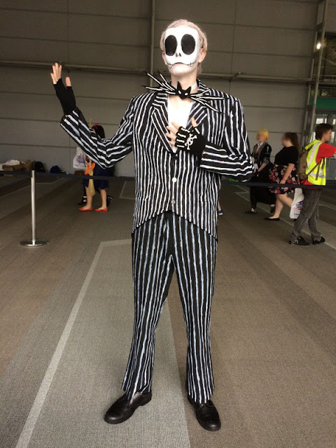 Jack Skellington Cosplay 2017