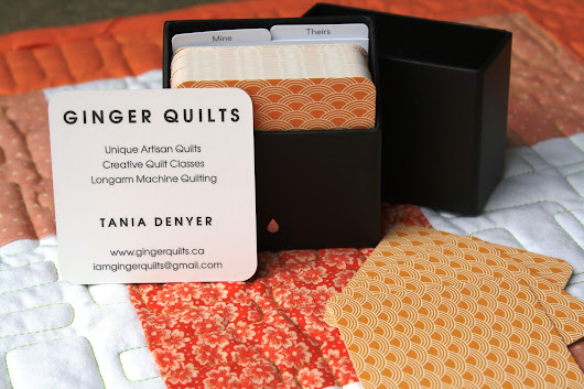 was Ittily Bits... now Ginger Quilts !