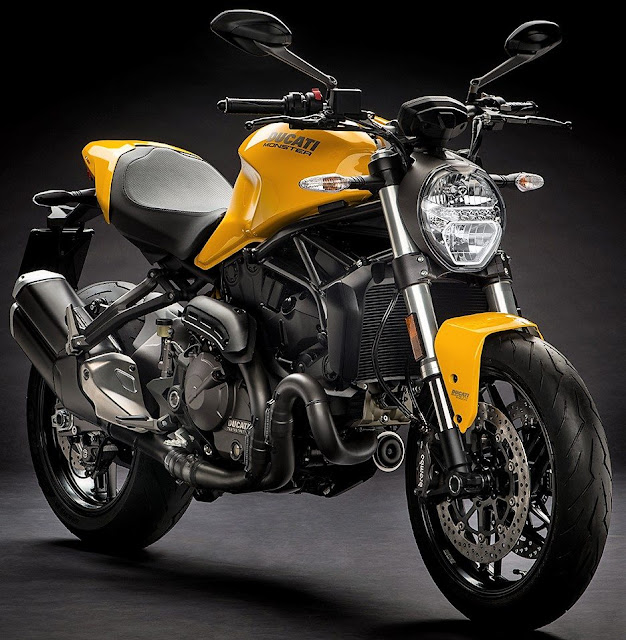 Ducati Monster 821 price in India