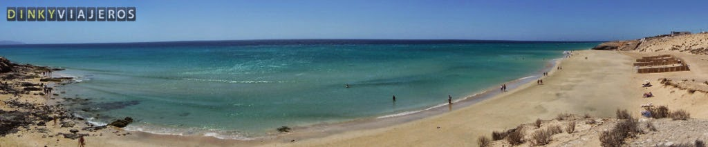 Fuerteventura. Playa de Sotavento