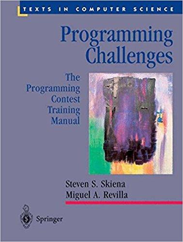 Programming Challenges - Question : The Trip Problem C-Language