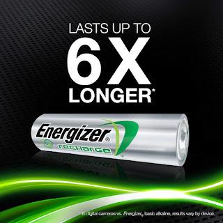 energizer batteria ricaricabile stilo 2300mah