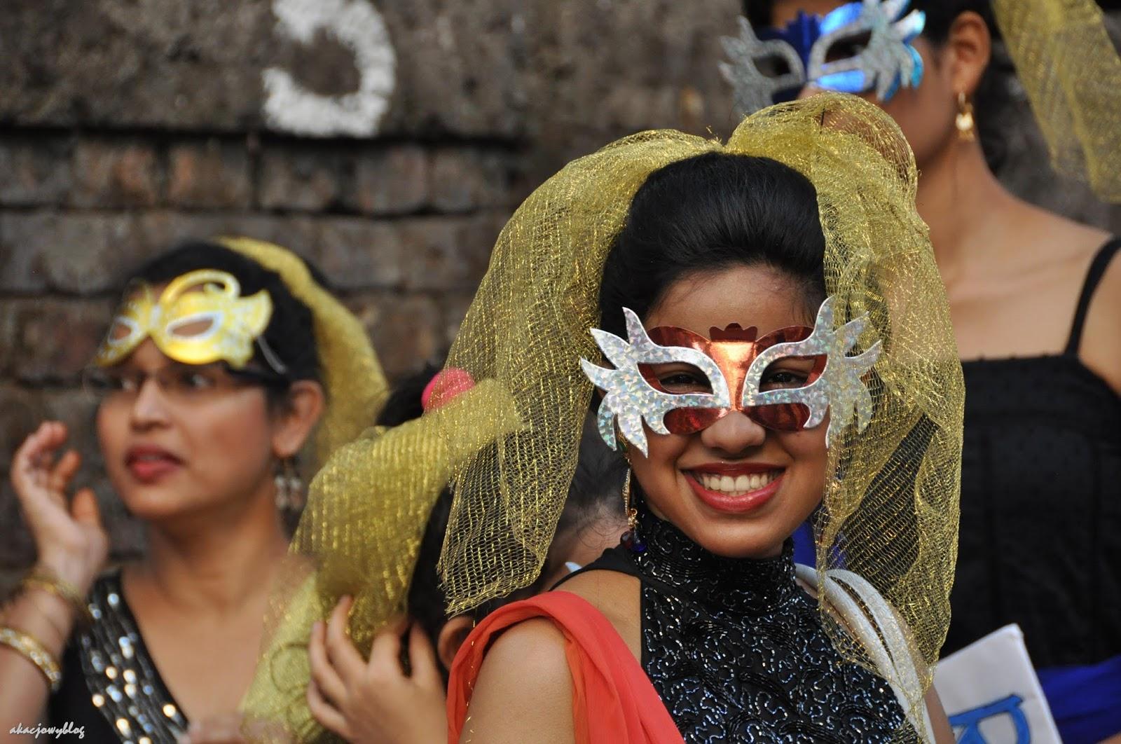 Indie - Mumbai - chrześcijańkie enklawy w Bandrze i Khotachiwadi.