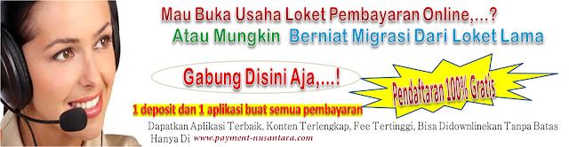 Metro Reload |  PPOB Bukopin CV. MULTI PAYMENT NUSANTARA