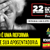 Ponto Novo: APLB-Sindicato participará nesta sexta-feira da Mobilização Nacional com Paralisação contra a Reforma da Previdência