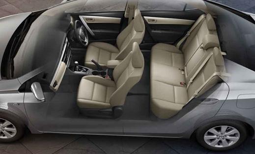 2017 Toyota Corolla Concept