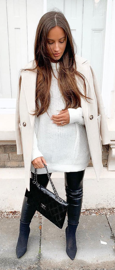 Find casual outfits winter to spring casual outfits and celebrity casual outfits. See 28 Best Comfy Casual Outfits to Wear Every Day of February. casual outfits night   dressie casual outfits   party outfits casual   casual autumn outfits   Casual Fashion via higiggle.com #fashion #stle #casualoutfits #comfy