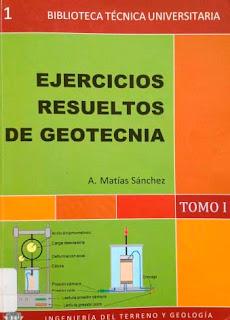 Descargar libro pdf - Ejercicios resueltos de geotecnia tomo I - geolibrospdf