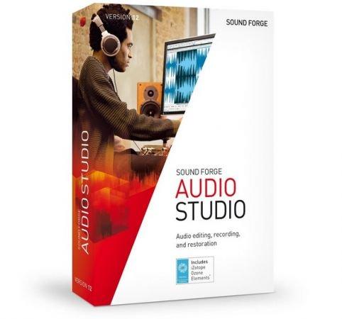 Sony Movie Studio Platinum 12 Suite 64 bit
