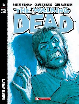 The Walking Dead - #6 (edicola) - I morti viventi