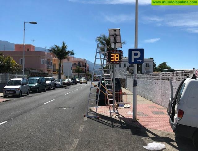 El Ayuntamiento de Los Llanos se vuelca en la mejora de la seguridad vial