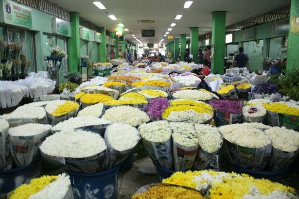 jual karangan bunga, bunga segar