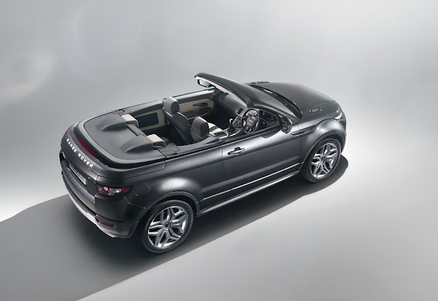 4x4 SAV SUV SAC Cabriolet Convertible official press media source original