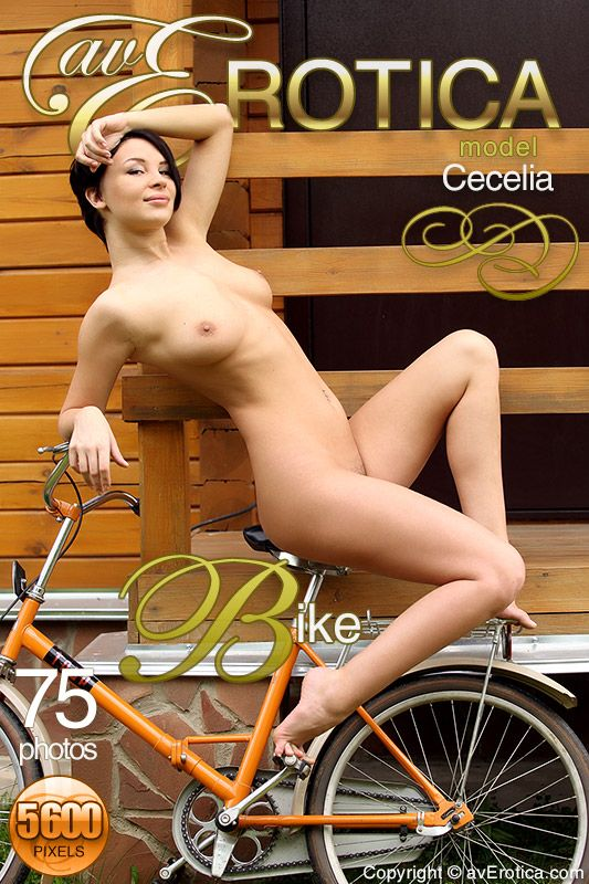 avErotica - Cecelia - Bike
