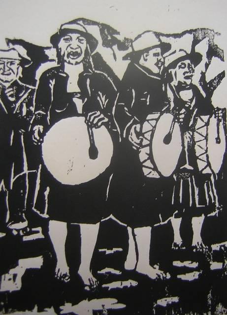 Resultado de imagen para cantores de baguala