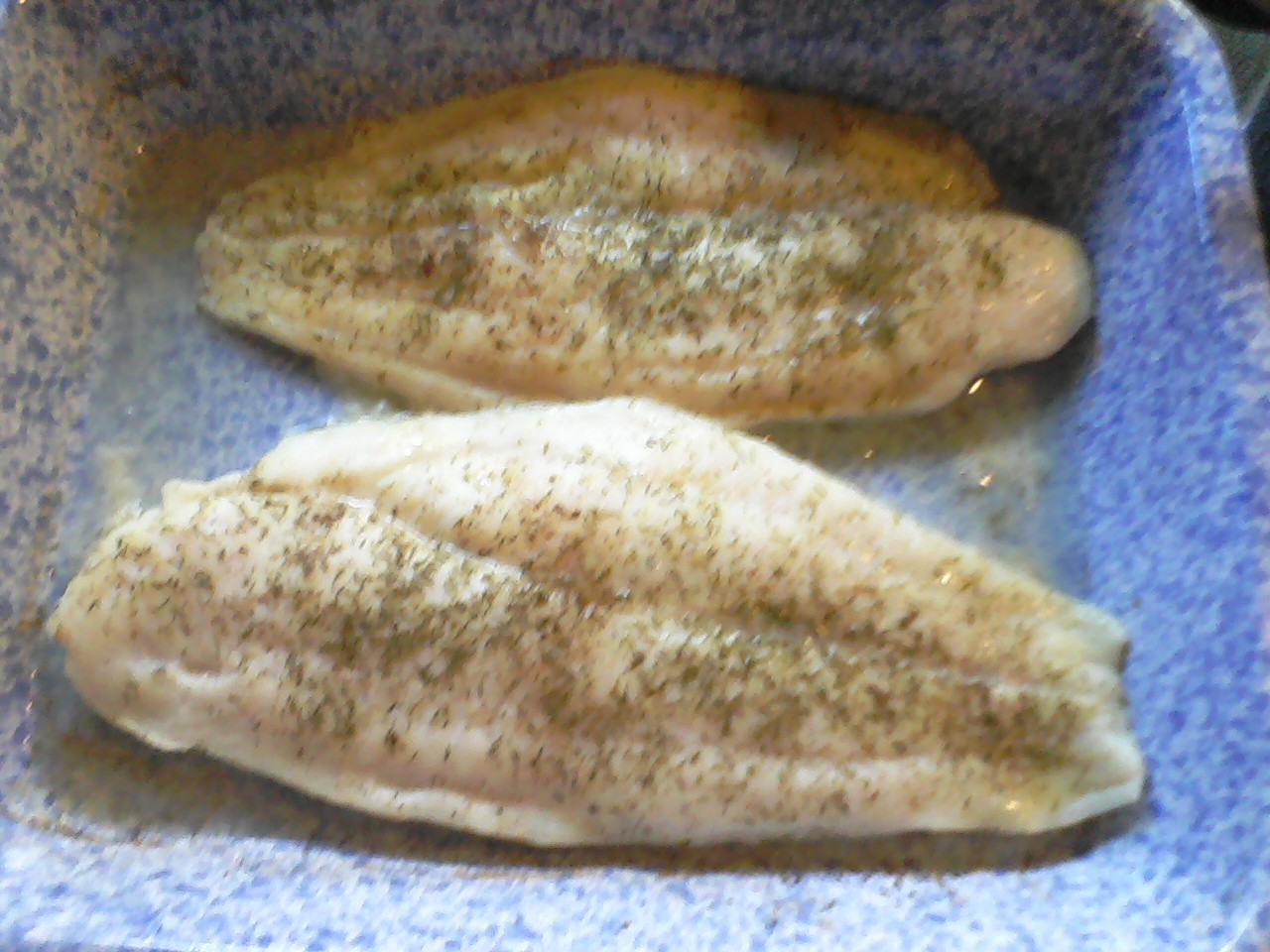 Ct on a budget fish on friday baked swai for Baked swai fish recipe
