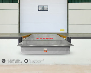 Gandhi Automations Telescopic dock levellers