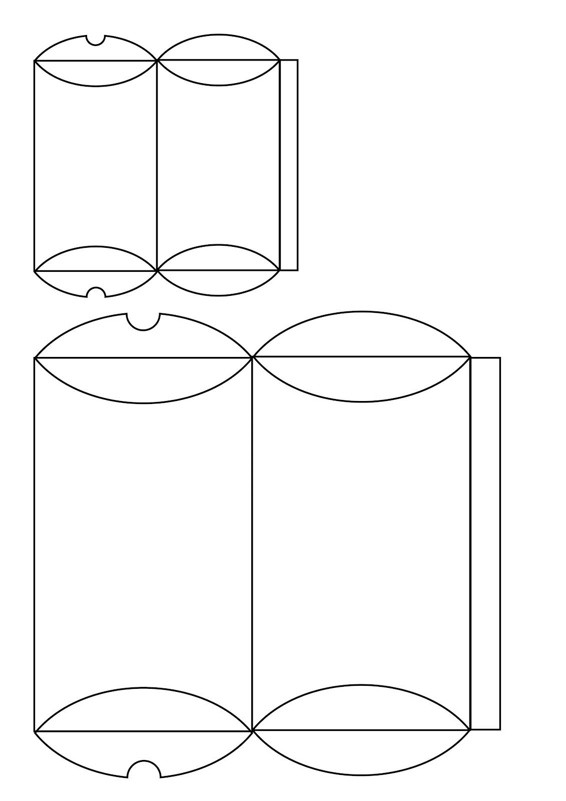mit herz und schere pillow boxen. Black Bedroom Furniture Sets. Home Design Ideas