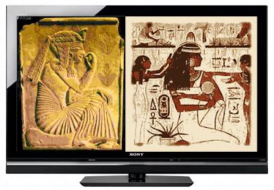 preajma faraonillor