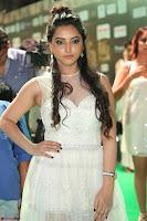 Meghana Gaur in a Deep Neck Sleeveless White Gown at IIFA Utsavam Awards 007.JPG