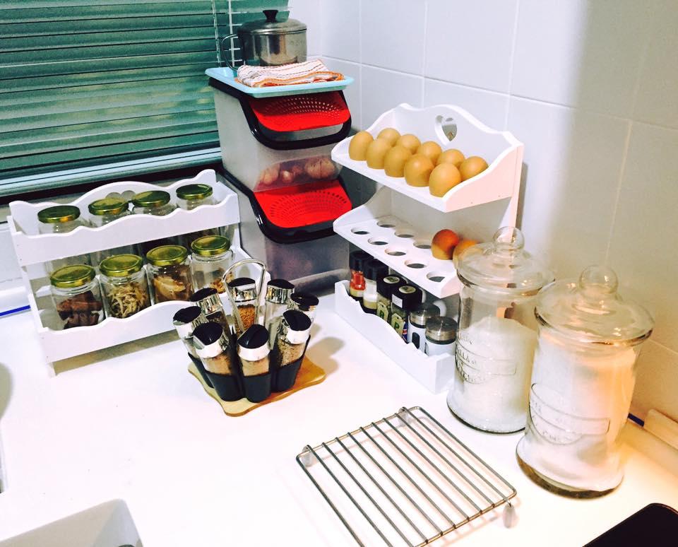 Adakah Caranya Supaya Dapur Lebih Kemas Dan Tersusun Ya Sudah Tentu Ada Berdasarkan Perkongsian Dari Saudari Widyana Ali Yang Kongsikan Tip Untuk Susun