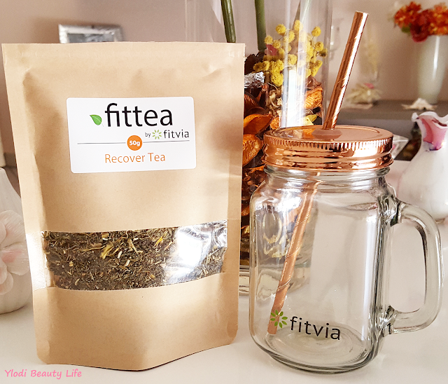 recensione recover tea fittea e ice tea mug