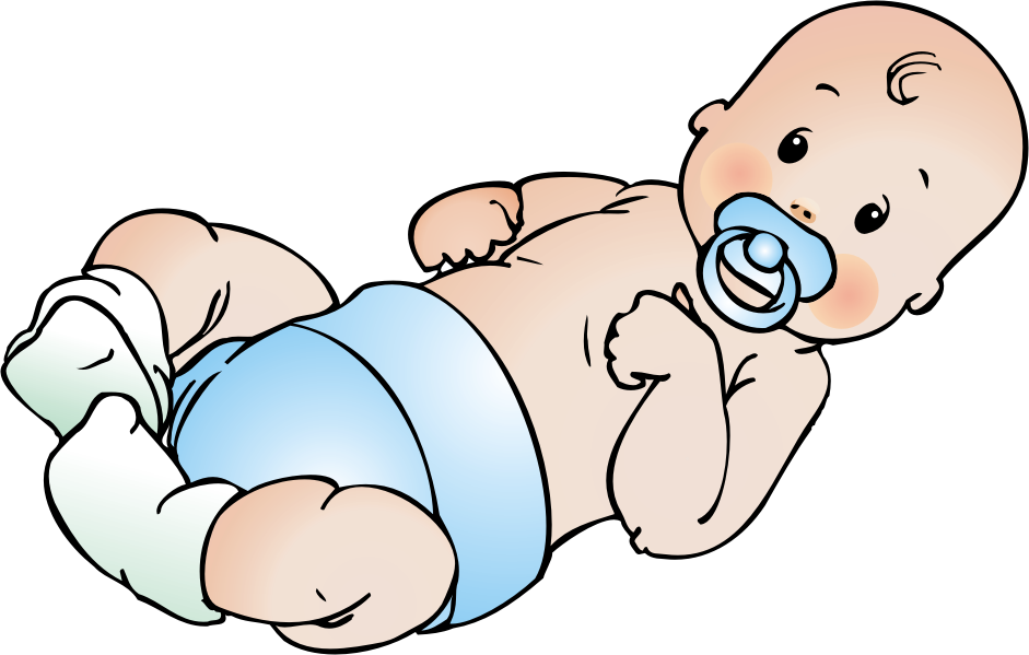 free baby clipart to print - photo #17
