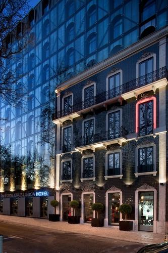 Decor me un hotel de dise o en lisboa hotel fontecruz lisboa for Hoteles de diseno en portugal