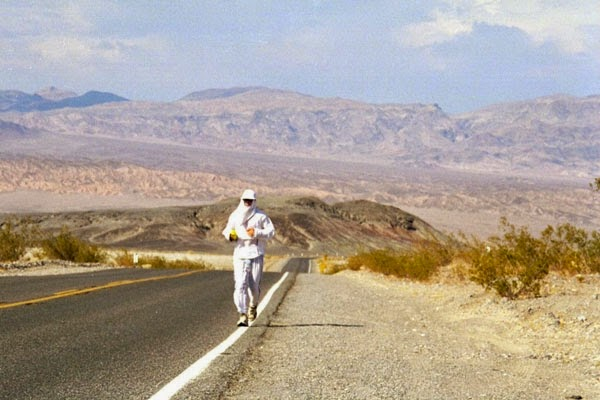Death Valley. foto: Karnazes - runnersworld.com