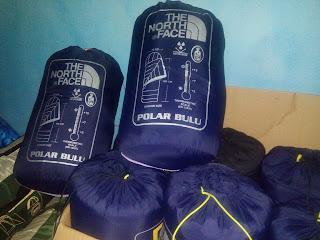 sewa sleeping bag di basecamp selo merbabu