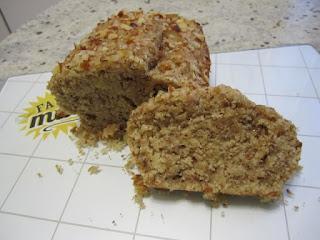 Cake aux amandes torréfiées