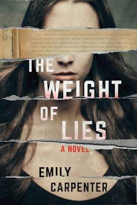 BOOK REVIEW: The Weight of Lies by Emily Carpenter