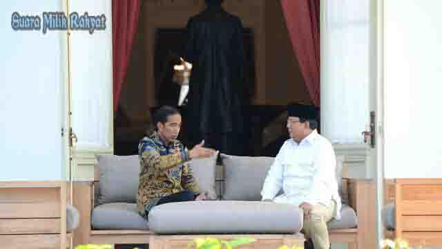 Mengurai Cerita Prabowo Dilirik Jadi Cawapres Jokowi