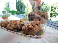Μπισκότα τραγανά, με φιστίκια αλμυρά και σοκολάτα! - by https://syntages-faghtwn.blogspot.gr