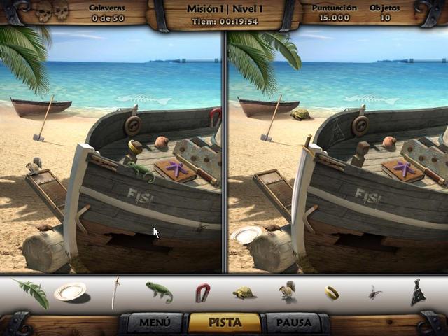 los juegos de rolyn amazing adventures 3 the caribbean. Black Bedroom Furniture Sets. Home Design Ideas