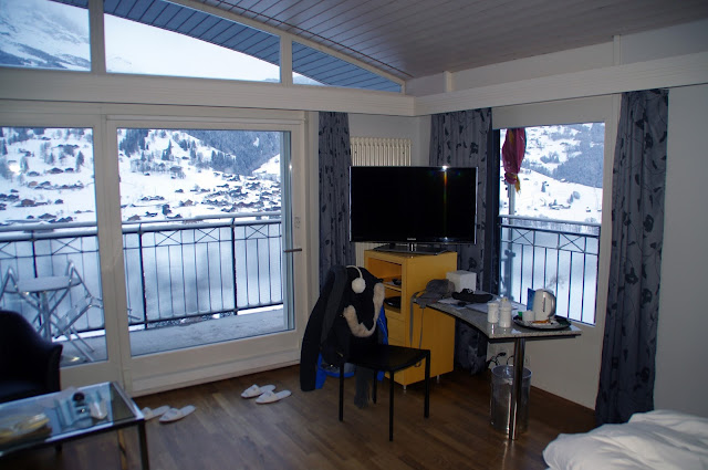 Hotel Belvedere Grindelwald Executive Room
