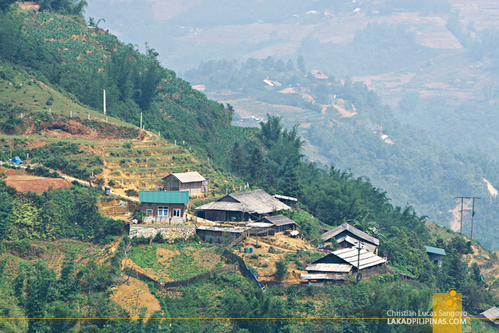 Small Village Sapa Vietnam