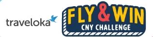 Nak Bercuti Ke Korea 6 Hari 5 Malam ! Jom Sertai Pertandingan Traveloka Fly & Win CNY Contest Mana Tahu Menang Tiket FREE !