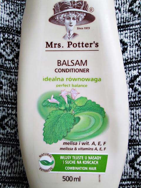balsam mrs potters melisa i witaminy