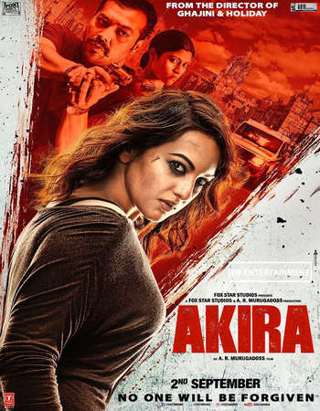 Akira 2016 Hindi 550MB HDRip 720p HEVC