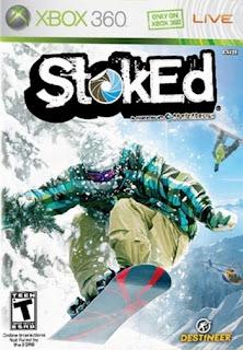 Stoked Big Air Edition (X-BOX 360) 2009