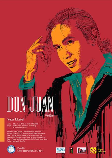 Sepenggal Perjalanan Pementasan Don Juan #1