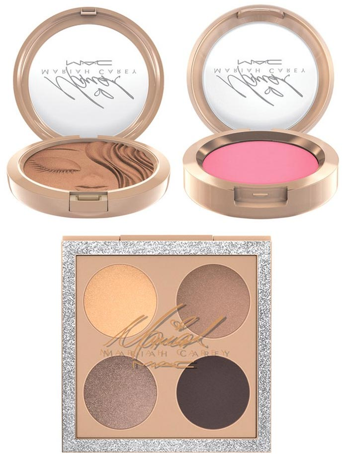 MAC Mariah Carey Makeup Collection Holiday 2016