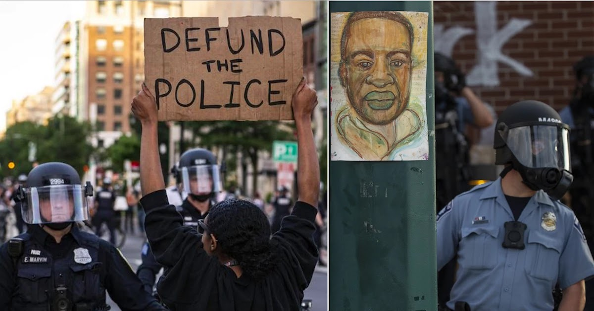 The Minneapolis City Council Has Voted To Disband The Police Department But Questions Arise As to What Will Replace It