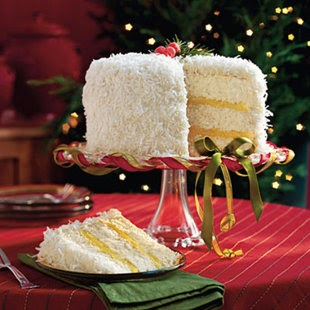Granny Mountain Coconut Cake Sweet As The Memories