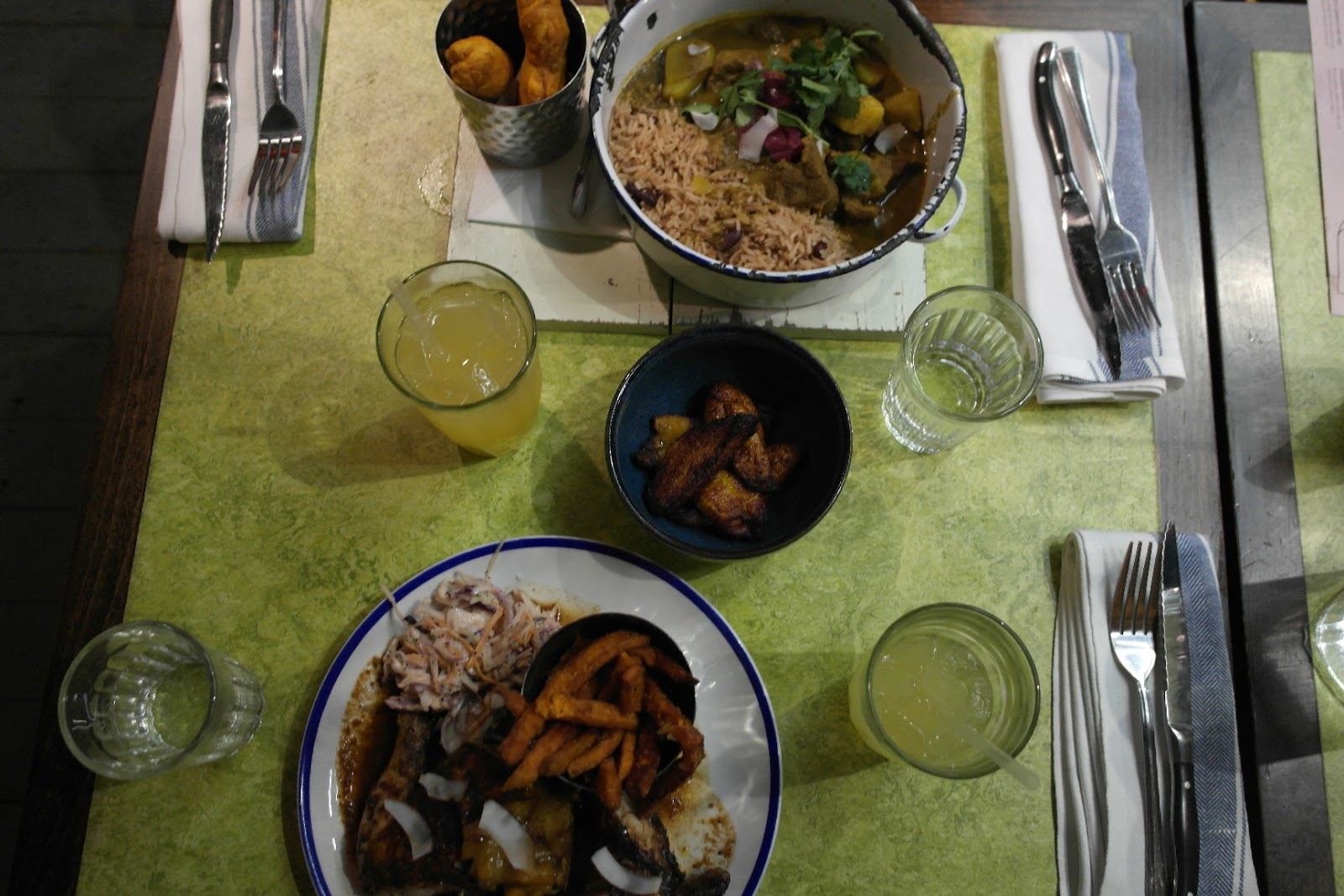 Turtle Bay, Leeds, Review