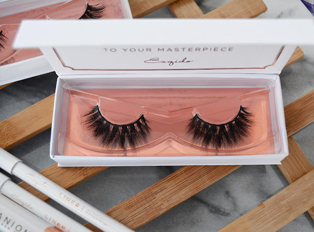 "Esqido | Mink Lashes In The Style ""Midnight Symphony"""